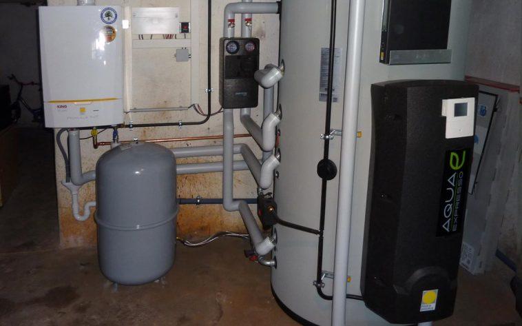 Neue Gasheizung mit Brennwerttechnik: Kesseltausch in Dunningen